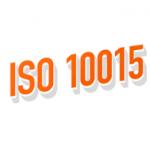 نیازسنجی ایزو 10015