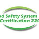 گواهینامه ایزو 22000